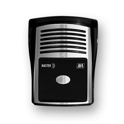 Detalhes do produto Porteiro eletrônico Master Tecla Única