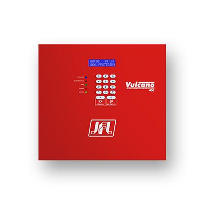Detalhes do produto Central de alarme - JFL Vulcano-400