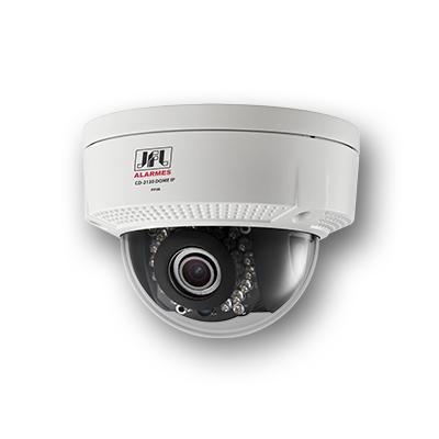 Detalhes do produto Câmera infravermelho - JFL CD-2230 Dome IP