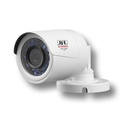 Detalhes do produto Câmera infravermelho HD/analógica - JFL CHD-1030P