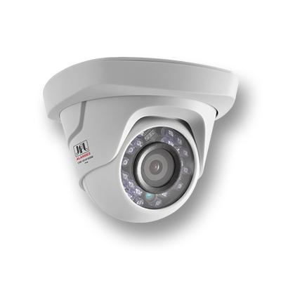 Detalhes do produto Câmera infravermelho HD-TVI - JFL CHD-1015P Dome