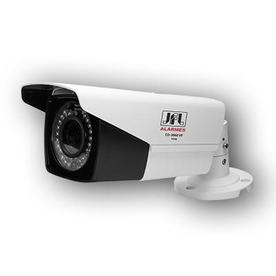 Detalhes do produto Câmera infravermelho varifocal HD-TVI - JFL CD-3060 VF