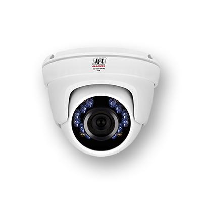 Detalhes do produto Câmera infravermelho dome HD-TVI - JFL CD-3220 Dome
