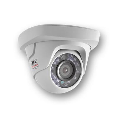 Detalhes do produto Câmera infravermelho dome - JFL CHD-2015P Dome