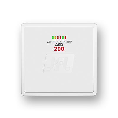 Detalhes do produto Central de alarme convencional - JFL ASD-200