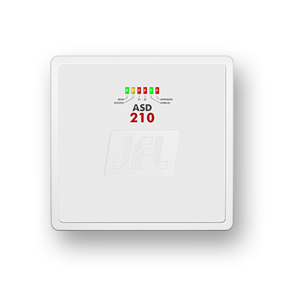 Detalhes do produto Central de alarme convencional - JFL ASD-210