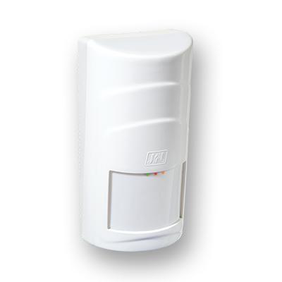 Detalhes do produto Sensor Infravermelho Passivo Com fio - JFL Dual Tec-550