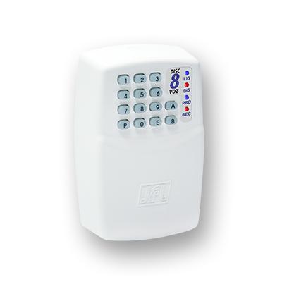 Detalhes do produto Discadora JFL - Disc-8 Voz