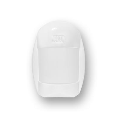 Detalhes do produto Sensor Infravermelho Passivo - Com fio - JFL IDX-2001 PET