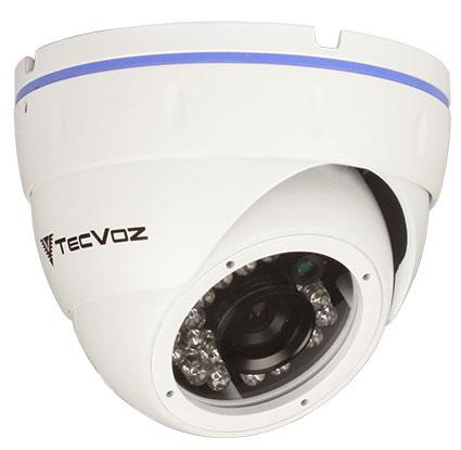 Detalhes do produto Câmera IP Dome IR 25m - TV-IDM102