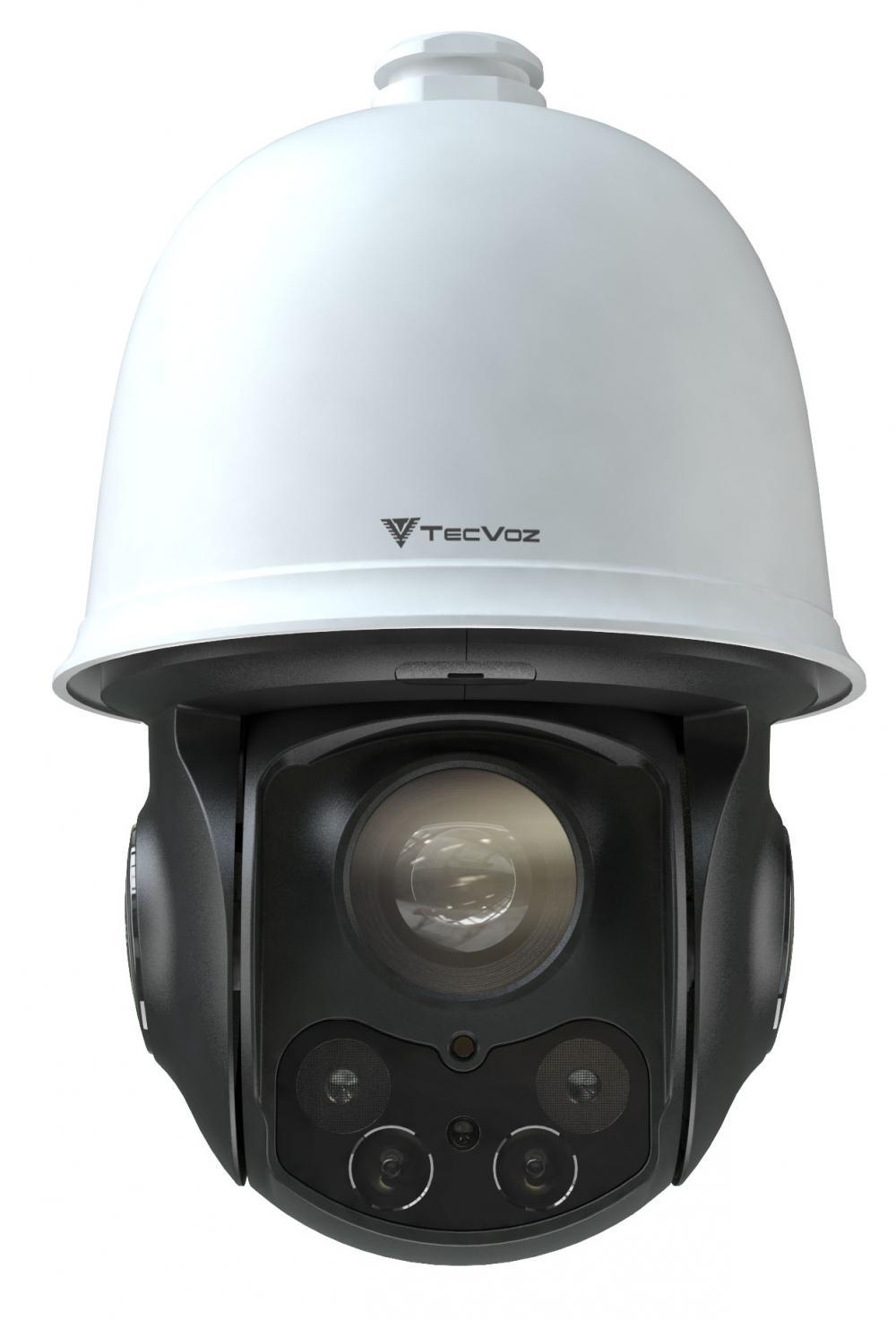 Detalhes do produto Câmera Tec Voz