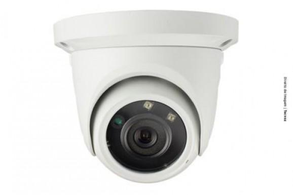 Detalhes do produto Câmera Tec Voz Dome