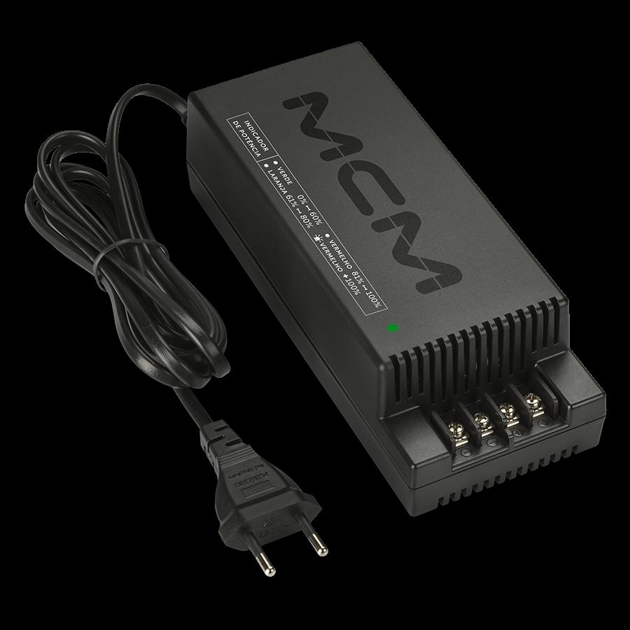 Detalhes do produto CFTV Smart Meter 12,8Vcc 5A Fonte para alimentação de câmeras