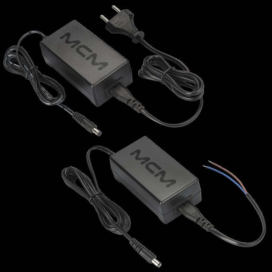 Detalhes do produto CFTV 12,8Vcc/2,5A Fonte para alimentação de câmeras
