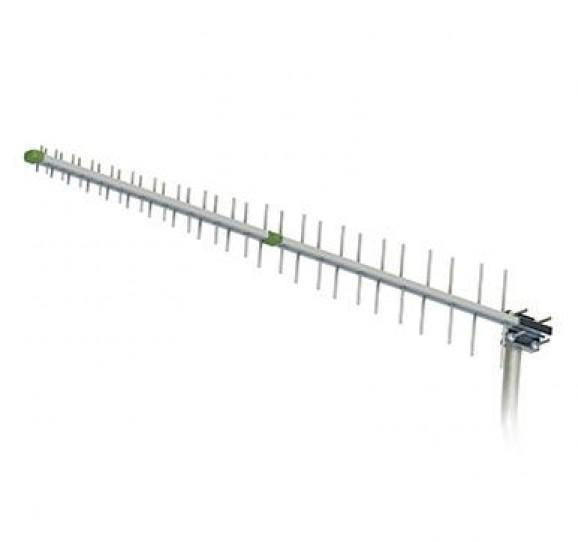 Detalhes do produto Antena Celular Quadband 15dBi PQAG-4015 - Próeletronic
