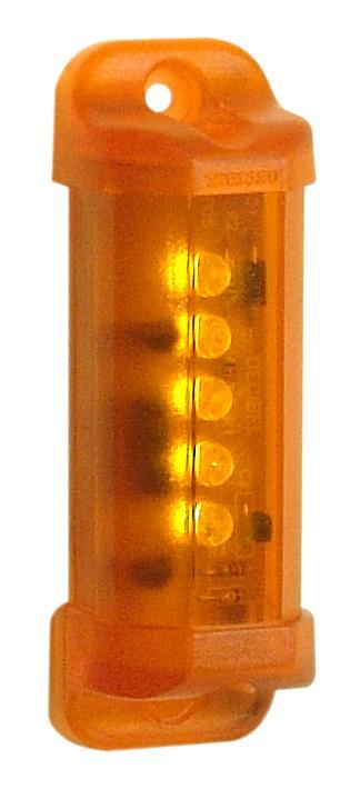 Detalhes do produto D244 - Mini Strobo 12 V / 24 V baixo...