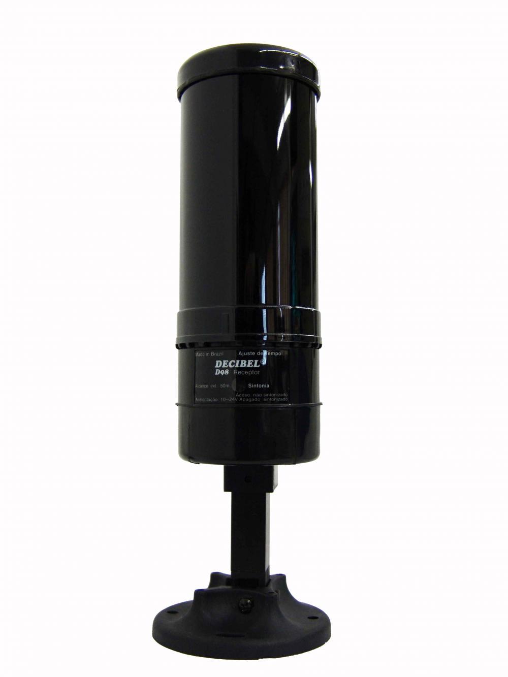 Detalhes do produto D98 - Feixe Duplo Digital Articulado.