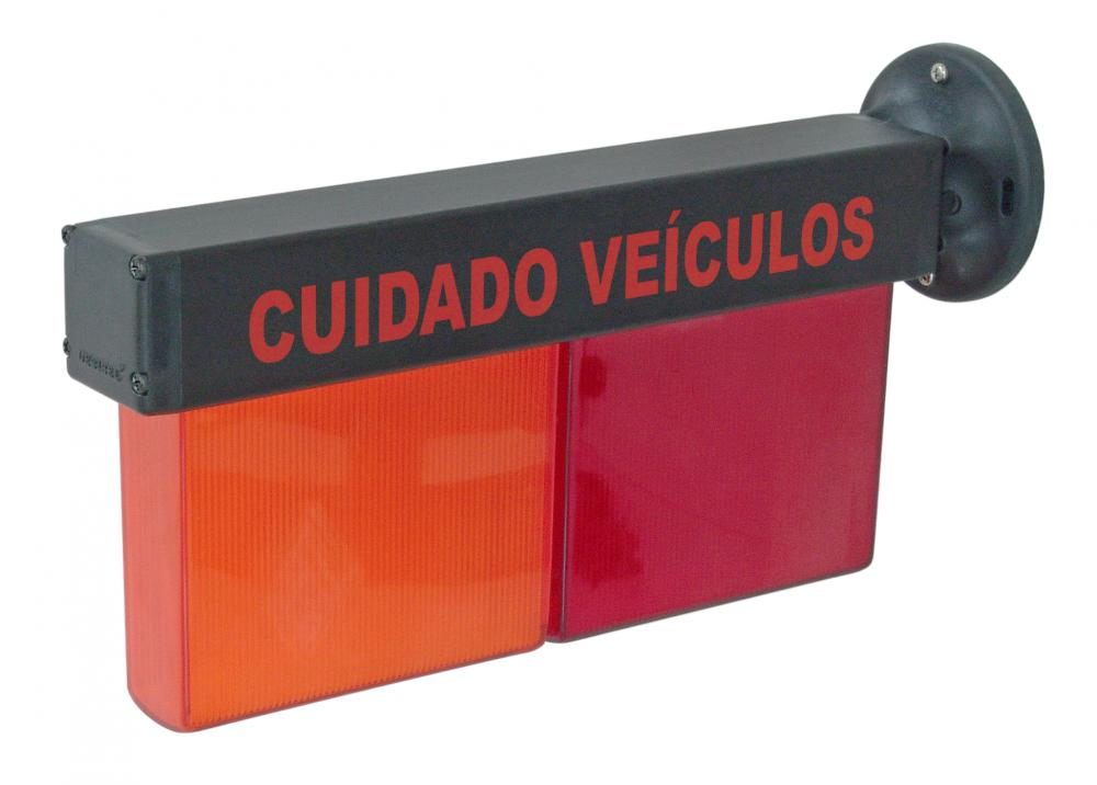 Detalhes do produto D251 - Sinalizador LED Pisca Pisca