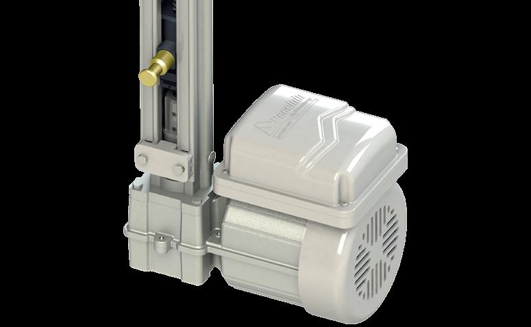 Detalhes do produto HOME LINE - Peccinin Automatizador Basculante Basculante Fast Gatter