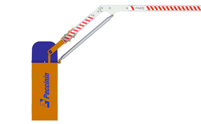 Detalhes do produto Peccinin - PRO LINE Cancelas MAX ARTICULADA