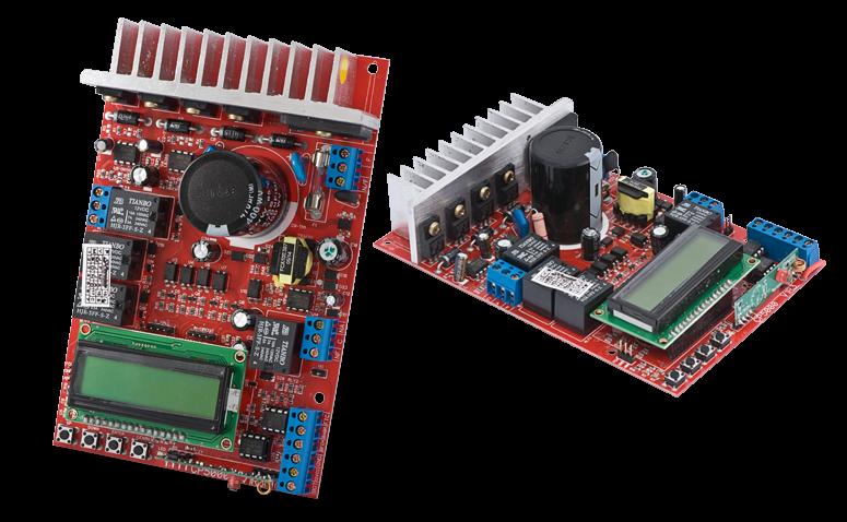 Detalhes do produto Peccinin Centrais Eletrônicas CP 5000