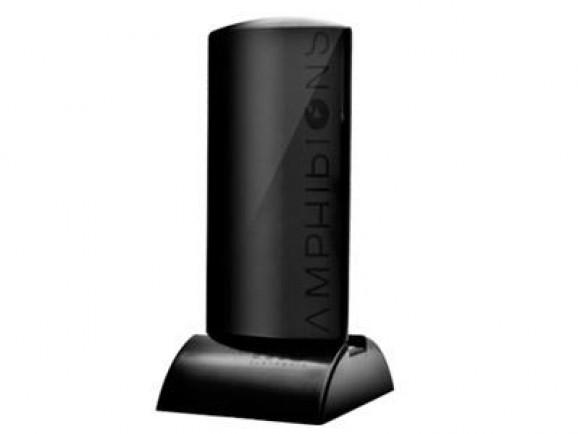 Detalhes do produto Amphibions Antena VHF/UHF/HDTV Interna e externa amplificada PROHD-2000A