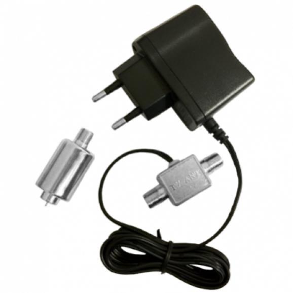 Detalhes do produto Booster VHF + UHF 26dB