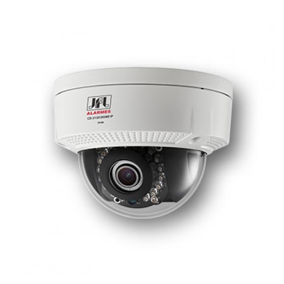 Detalhes do produto Câmera JFL IP - CD-2230 Dome IP
