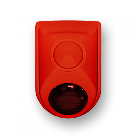 Detalhes do produto Sirene de parede - SI-115