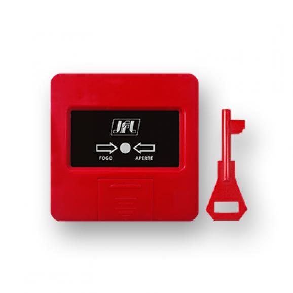 Detalhes do produto Acionador manual de alarme - AMI-700