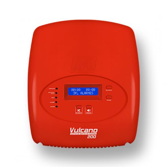 Detalhes do produto Central de alarme de incêndio - Vulcano-200