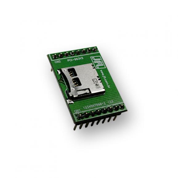 Detalhes do produto Placa SD Card