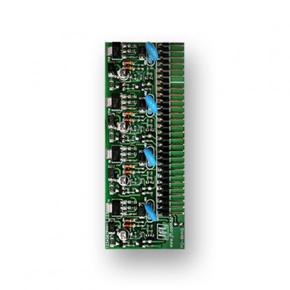 Detalhes do produto Central PABX - Placa 4 Ramais Desbalanceados