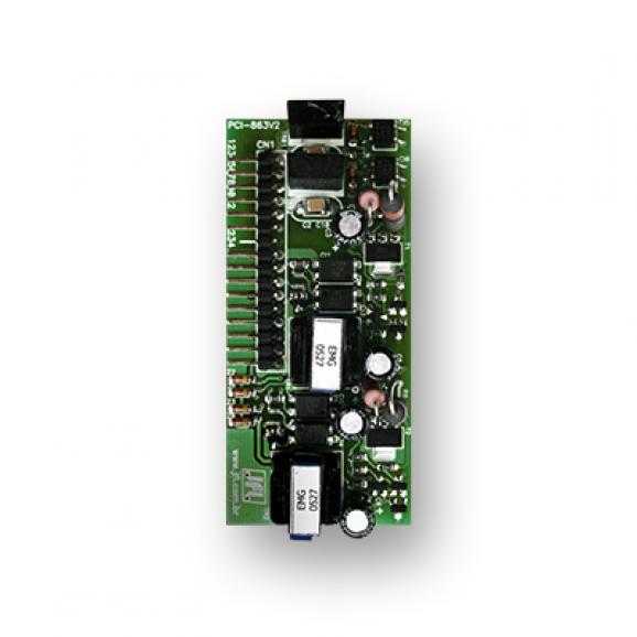Detalhes do produto Central PABX - Placa 2 Troncos
