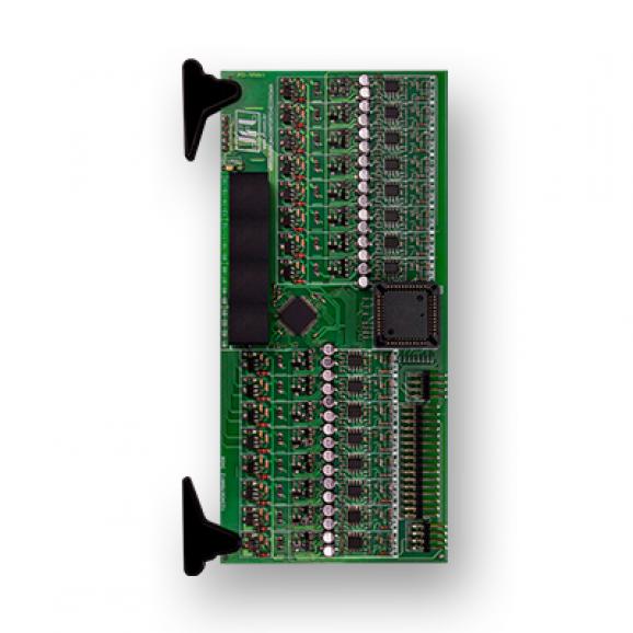 Detalhes do produto Central de Comunicação - Módulo 16 Ramais Balanceados