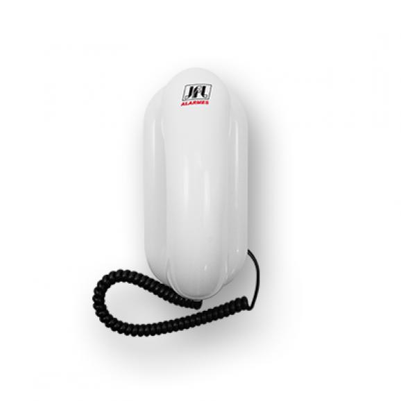 Detalhes do produto Interfone Residencial JFL Extensão de Áudio Inter Touch