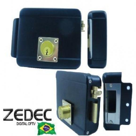 Detalhes do produto FECHADURA ELÉTRICA ZEDEC DE SOBREPOR
