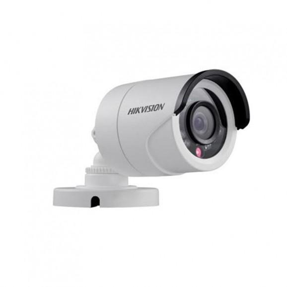 Detalhes do produto Hikvision Câmera Bullet HD 4X1 720P DS-2CE16C0T-IRPF(2.8/3.6/6MM)