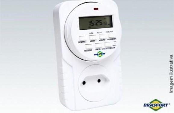 Detalhes do produto Timer Digital 60HZ Bivolt